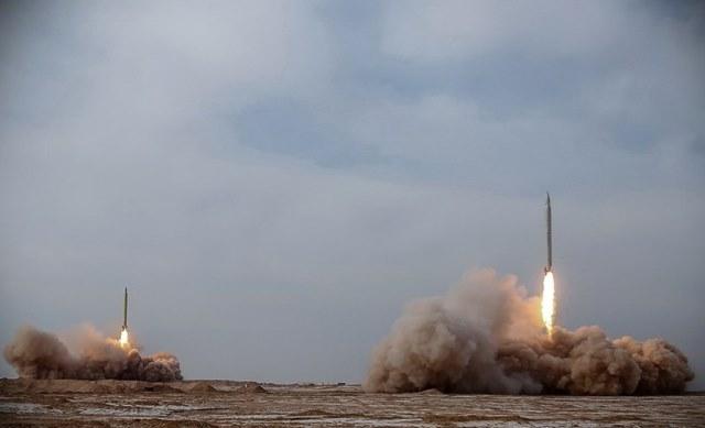 رزمایش موشکی هوش مصنوعی سپاه و هندسه دفاعی ایران