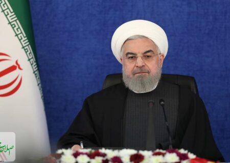 روحانی: هنوز رنج و مشکلات در میان مردم ما وجود دارد
