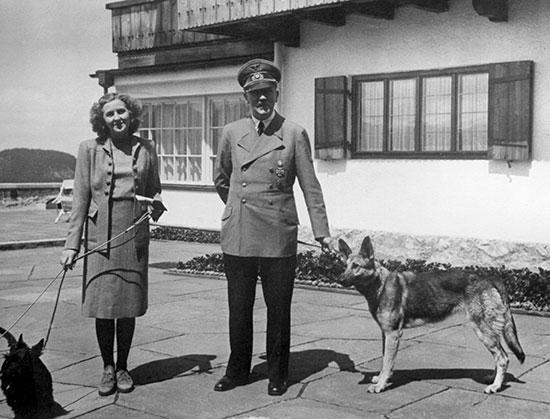 زندگی خصوصی هیتلر