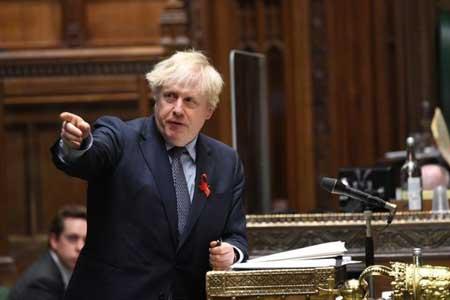 سردرگمی نخست وزیر انگلیس برای مهار کرونا