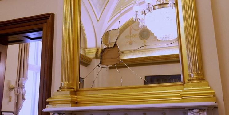 سرقت یک لپتاپ از دفتر کار نانسی پلوسی