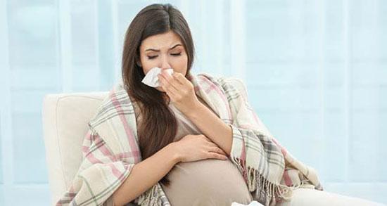 سرماخوردگی در بارداری/ روشهای درمان