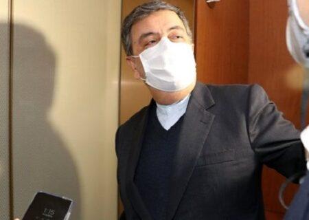 نشست مقام وزارت خارجه کره جنوبی با سفیر ایران درباره نفتکش توقیفی