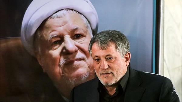 محسن هاشمی رفسنجانی: صمیمانه تقاضا دارم صحبتهای خود را اصلاح کنی