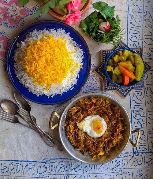 طرز تهیه پیچاق قیمه؛ غذای سنتی مردم اردبیل