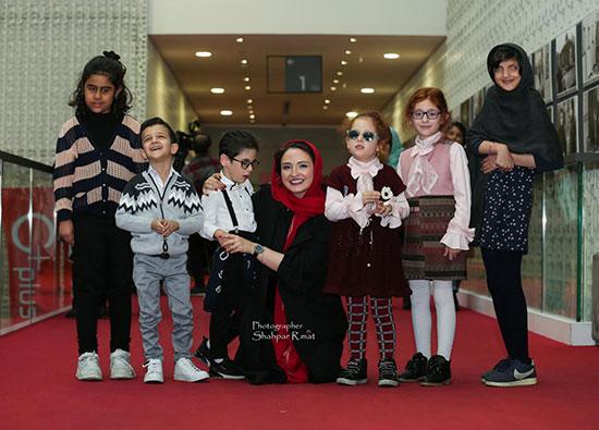 طعم خوش سینما برای نابینایان؛ به همت گلاره عباسی