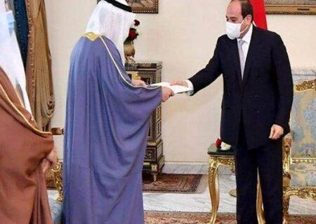 تاکید امیر کویت بر پایان دادن به بحران قطر