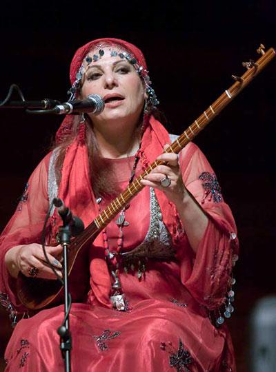 قشنگ کامکار و ماجرای جداییاش از محمدرضا لطفی