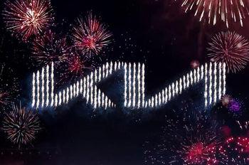 کمپانی کیا موتورز با شروع سال میلادی از لوگوی جدید خود رونمایی کرد