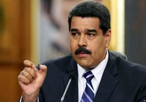 واکنش مادورو به حمله هواداران رئیس جمهور آمریکا به کنگره