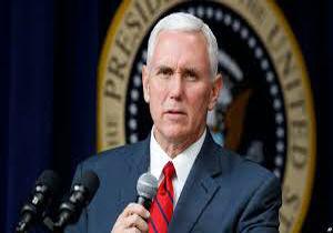 استقبال مایک پنس از تلاش جمهوریخواهان برای تغییر نتیجه انتخابات