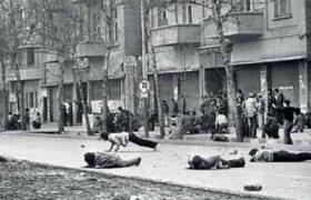 مردم علیه ضد انقلاب فرمان آتش دادند