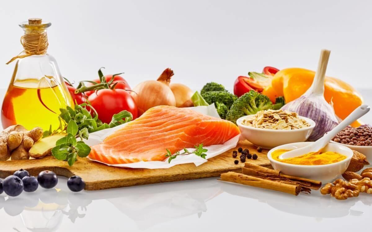 مصرف مواد ضدالتهاب بهترین تغذیه در هنگام آلودگی هوا است