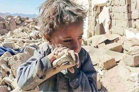 نسلکشی یمنیها با نظارت سازمان ملل