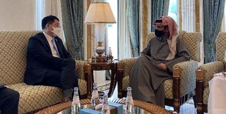 سئول دست به دامن دوحه برای رفع توقیف نفتکش خود شد