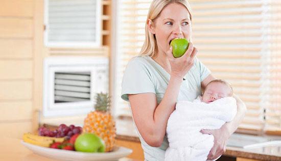 چگونه در دوران شیردهی وزن کم کنیم؟