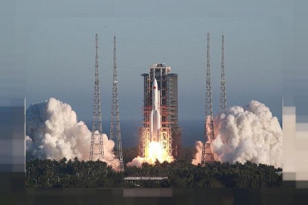 چین و بیش از ۴۰ پرتاب فضایی در سال ۲۰۲۱