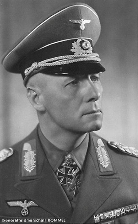 ژنرال اروین رومل، «روباه صحرا» را بشناسید