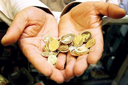 کاهش ۵۵۰ هزار تومانی حباب سکه