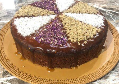طرز تهیه کیک شیرهی انگور؛ مقوی و انرژی زا