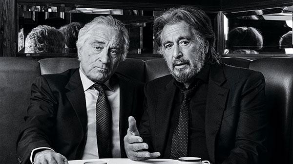 گفتوگوی خواندنی آیریشتایمز با رابرت دنیرو و آل پاچینو