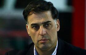 آذری: دنبال لغو قانون منع جذب بازیکنان خارجی هستیم