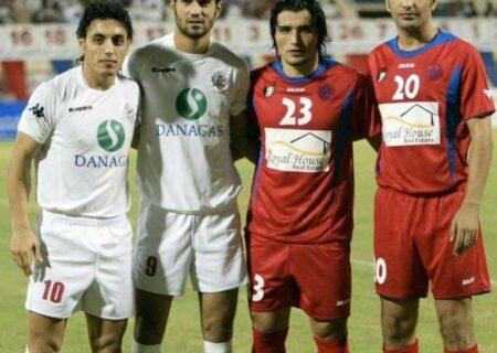 دوئل همبازیان جام جهانی ۲۰۰۶ در تبریز(عکس)