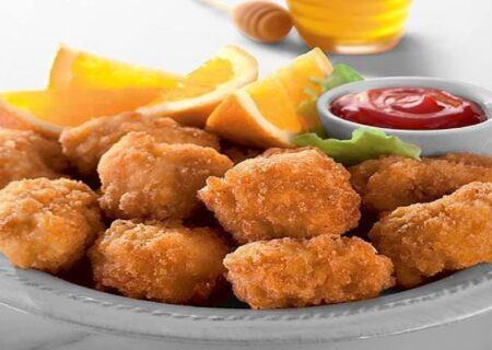 طرز تهیه مرغ پاپکورنی/طعمی بی نظیر