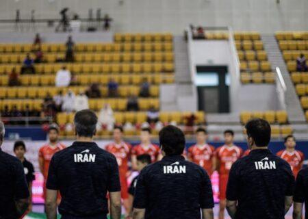 نیوز – اعضای کادر فنی تیم والیبال نوجوانان معرفی شدند