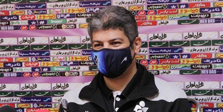 خبرگزاری فارس – مربی پیکان: برای یک بازی خوب برنامهریزی کردهایم/ پیکان و سپاهان قابل مقایسه نیستند