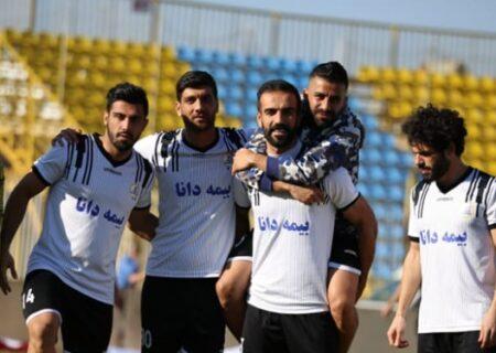 هفته یازدهم لیگ برتر| پیروزی پر گل نفت مسجد سلیمان مقابل شهرخودرو