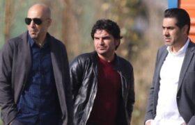 خبرگزاری فارس – خان محمدی: مشکلات مان با مدیریت جدید پرسپولیس هم پابرجا است/ نوه پروین بد بود، انتخابش نمی کردیم