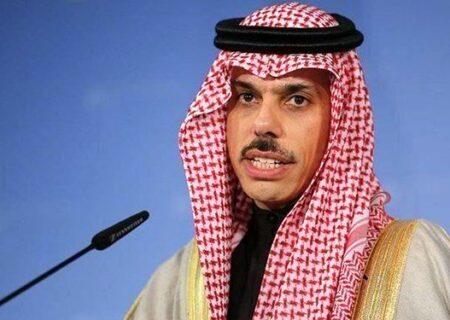 چاپلوسی وزیر خارجه عربستان برای آمریکا