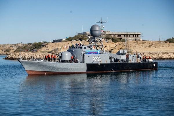ناو موشک انداز زره به ناوگان جنوب نیروی دریایی ارتش ملحق شد