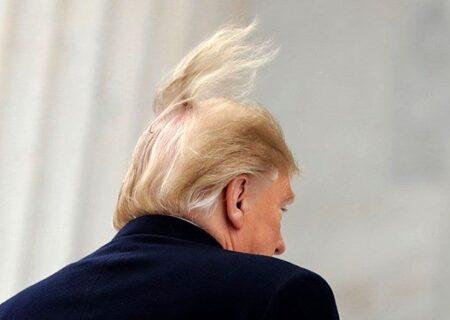 ترامپ با کمترین میزان محبوبیت کاخ سفید را ترک میکند