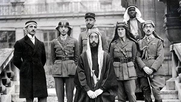 توماس و متحدان عرب