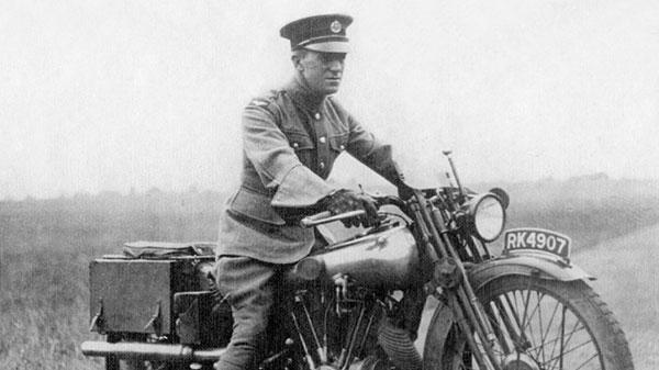 سانحه موتورسیکلت مشکوک