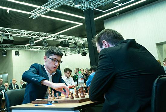 چگونه شطرنجباز ۱۶ ساله ایرانی همه را مبهوت قدرت خود کرد؟