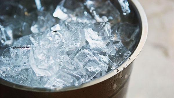یخ آخرین روش درمان