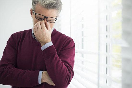 چرا بعضی از مردها نمیتوانند به اوج لذت جنسی برسند
