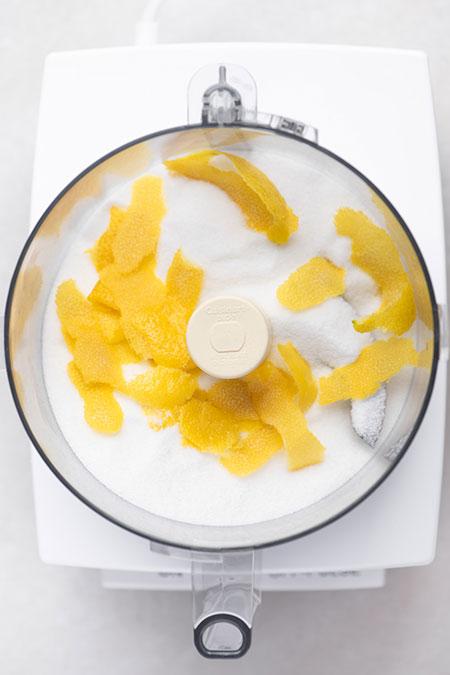 شکر لیمو
