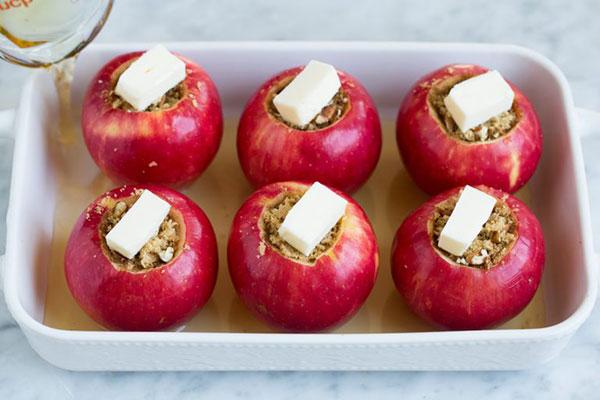 دسر سیب پخته؛به پاییز خوشآمد بگویید! ساده اما شیرین
