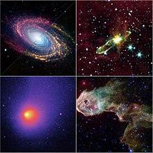 تأیید طرح اولیه تلسکوپ فضایی SPHEREx از سوی ناسا+عکس
