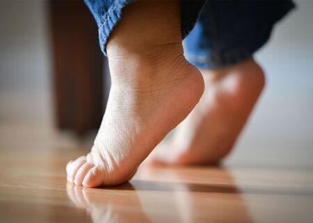 لنگیدن پای کودک را جدی بگیرید