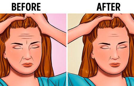 موهای سرتان را بکشید و چینوچروکهایتان را محو کنید