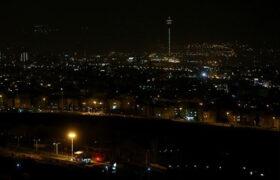 واکنش پلیس به خاموشی شبانه بزرگراههای تهران