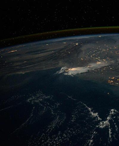 پیشبینی شیوع وبا از فضا!