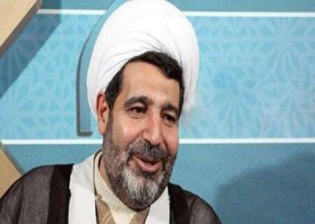 همراهی یک خانم با قاضی منصوری صحت دارد!!