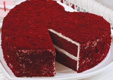 کیک رد ولوت ؛ مخمل سرخ !!