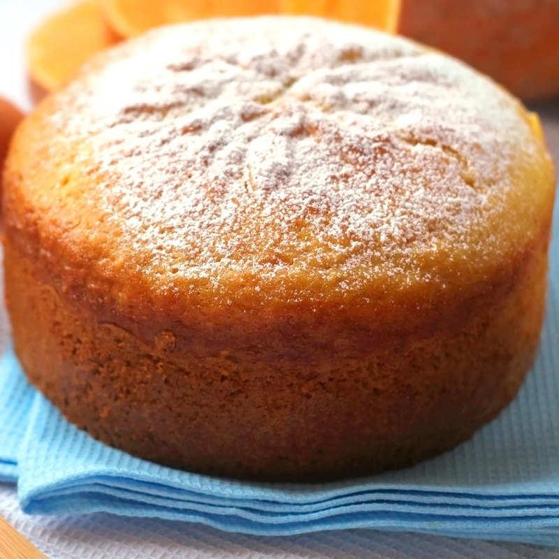 طرز تهیه کیک ساده اسفنجی